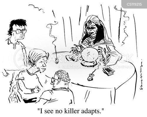 adaptions cartoon