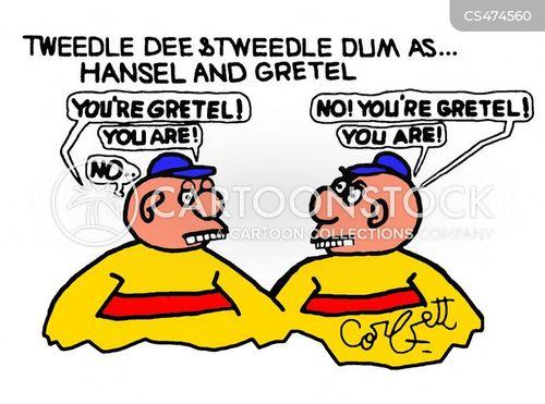 charles lutwidge dodgson cartoon