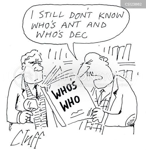 duo cartoon