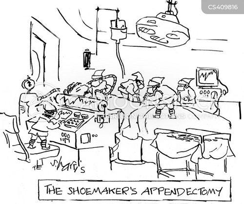cobbler cartoon
