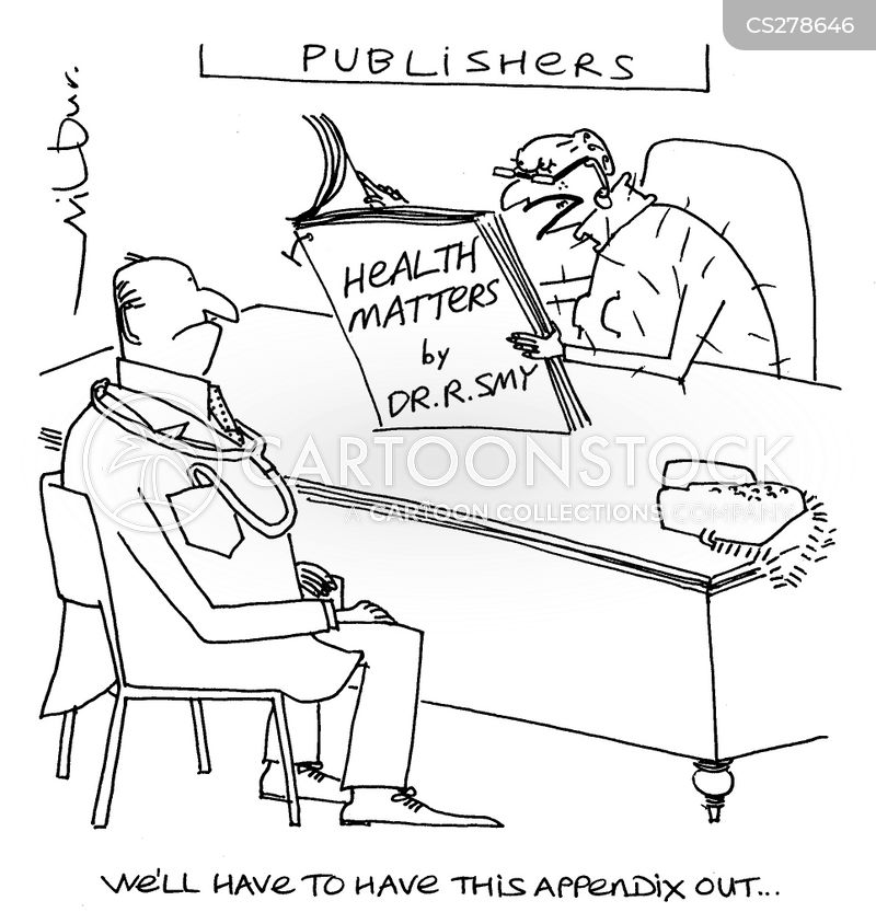 bibliographies cartoon