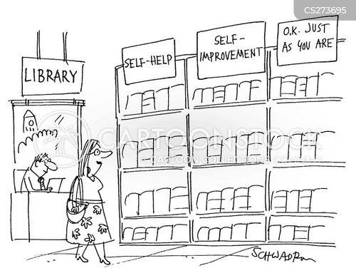 aspirational cartoon