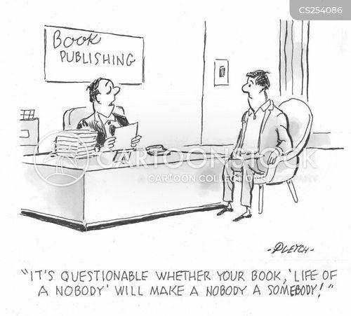 nobodies cartoon