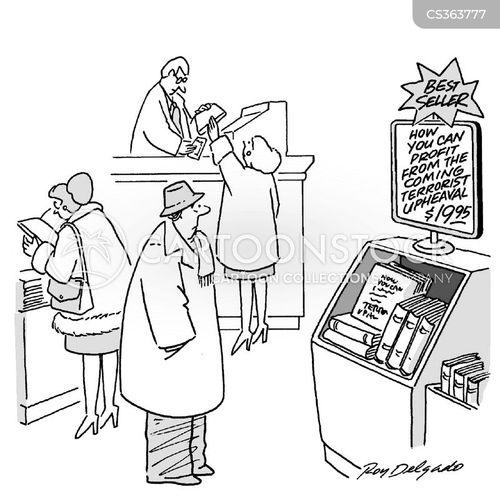 bestselling cartoon