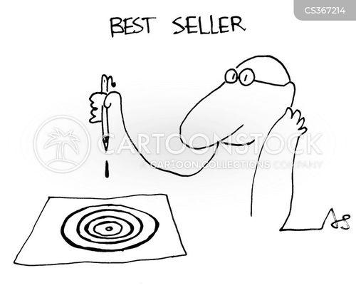 best-seller cartoon