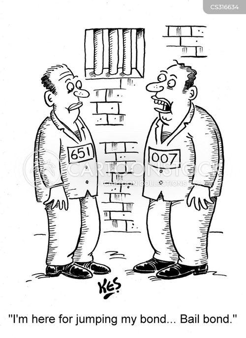 bondsmen cartoon