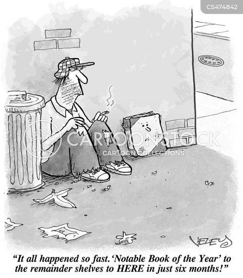 remainder cartoon