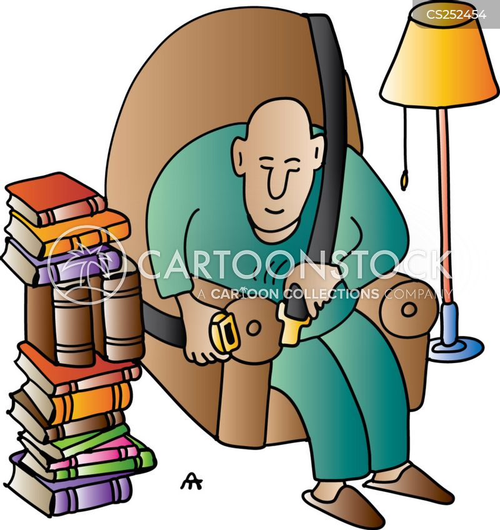 travel books cartoon