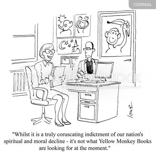 damning cartoon
