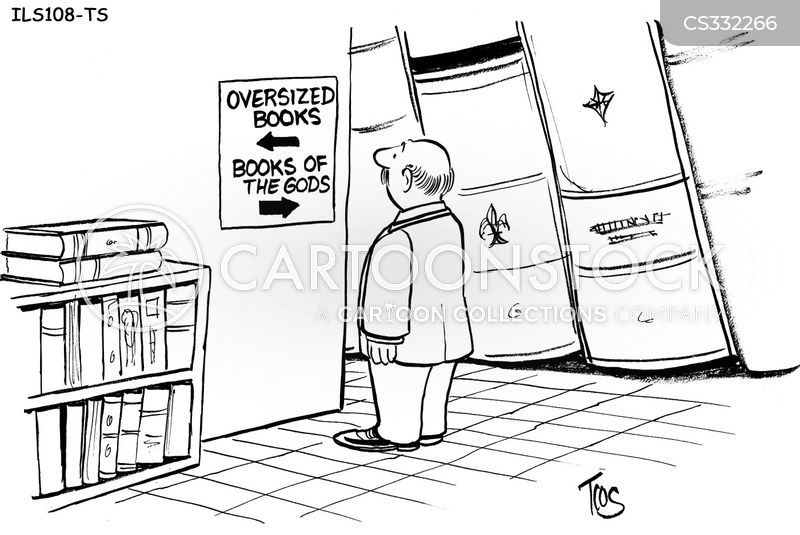 Oversized Books cartoons, Oversized Books cartoon, funny, Oversized Books picture, Oversized Books pictures, Oversized Books image, Oversized Books images, Oversized Books illustration, Oversized Books illustrations