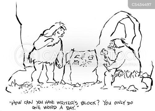 mental blocks cartoon