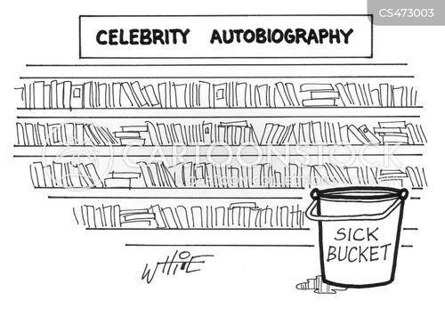 sick buckets cartoon