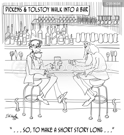 leo tolstoy cartoon