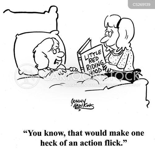 film adaptation cartoon