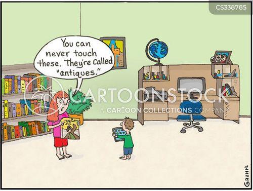 paperbacks cartoon