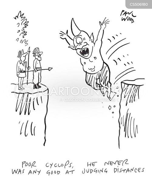 polyphemus cartoon