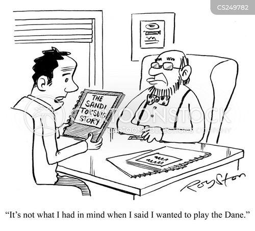 denmark cartoon