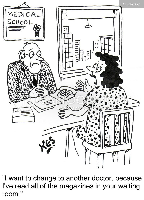 practitioner cartoon