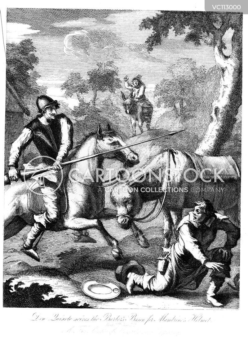 Don Quixote cartoons, Don Quixote cartoon, funny, Don Quixote picture, Don Quixote pictures, Don Quixote image, Don Quixote images, Don Quixote illustration, Don Quixote illustrations
