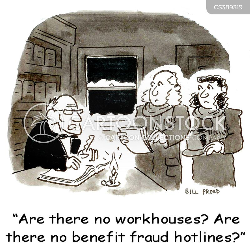 workhouses cartoon