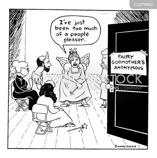 fairy godmothers cartoon