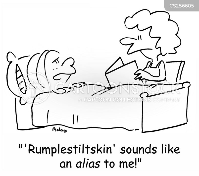 rumpelstiltskin cartoon