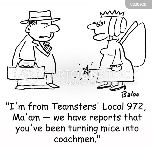 godmothers cartoon