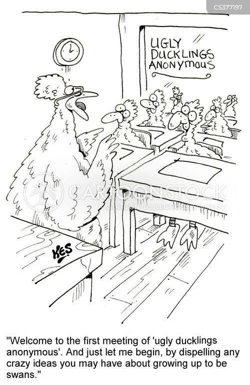 hans christian andersen cartoon