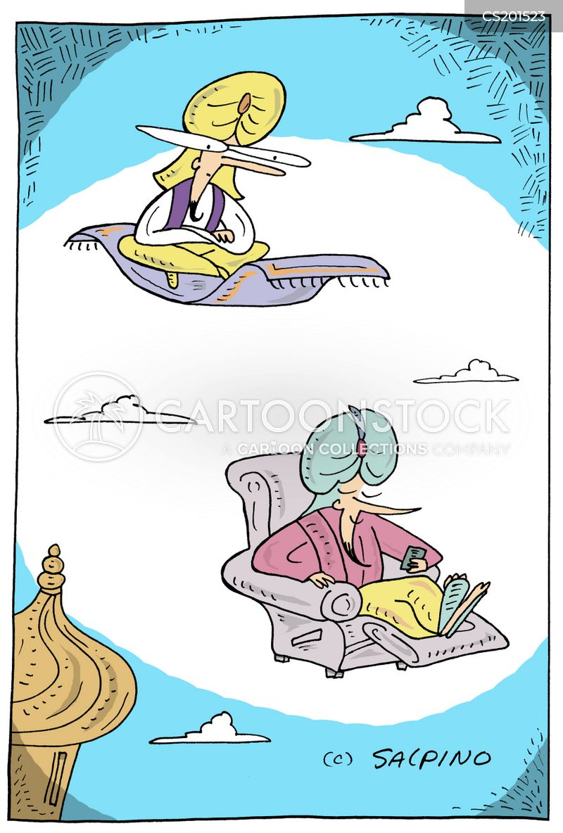 arm-chair cartoon