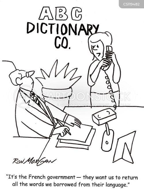 translators cartoon