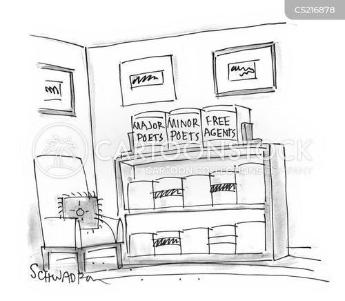 free agents cartoon