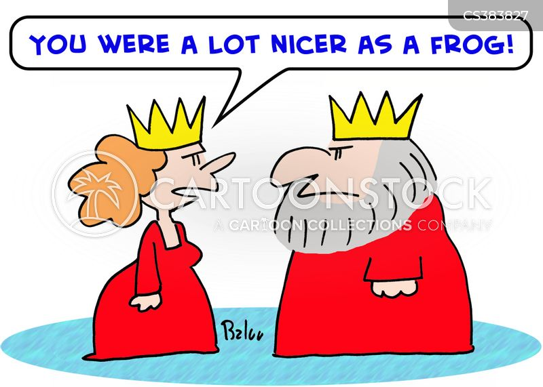 beautiful princesses cartoon