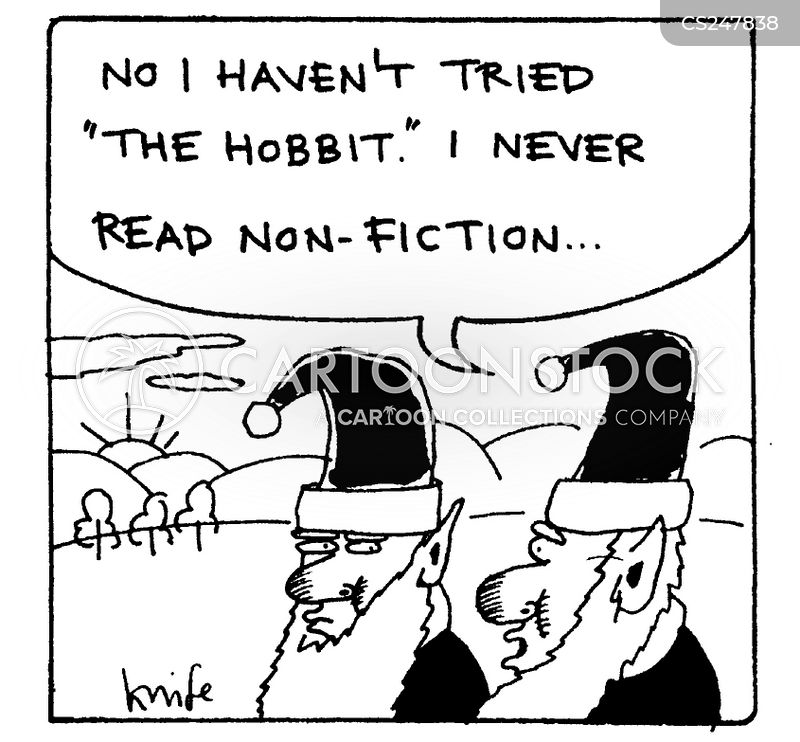 tolkein cartoon
