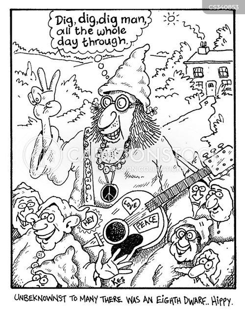 counterculture cartoon