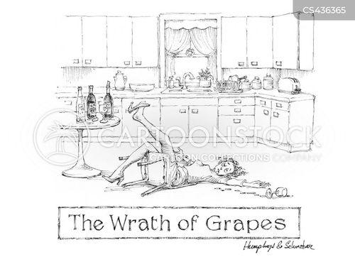 intoxicate cartoon