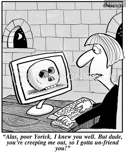 shakespeare quote cartoon