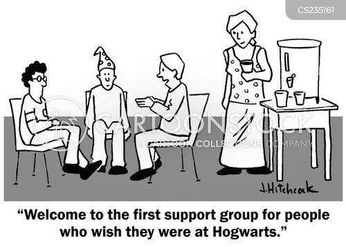 harry cartoon