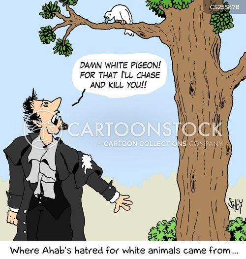 famous literature cartoon