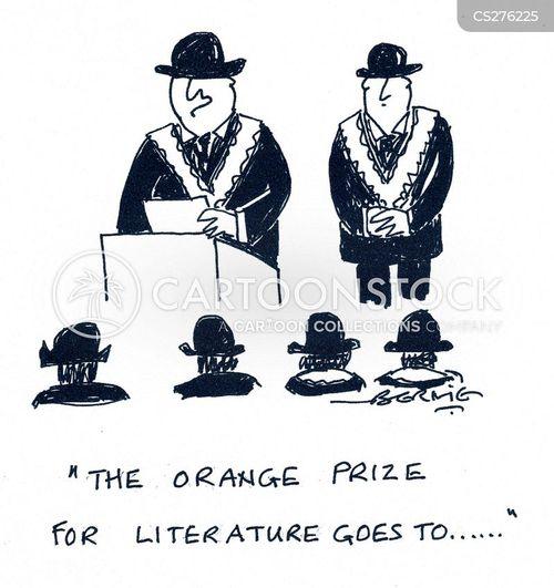 william of orange cartoon