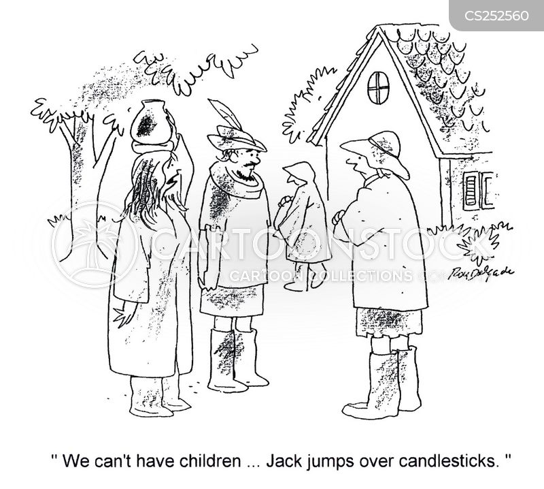 jack be quick cartoon