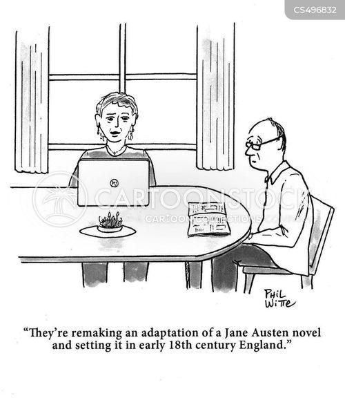 book adaptation cartoon