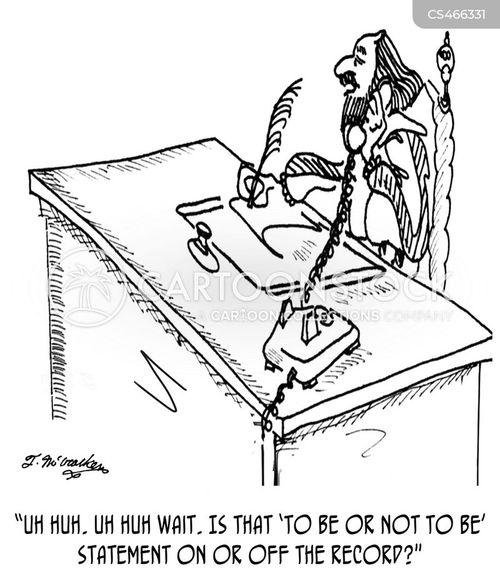 newsroom cartoon