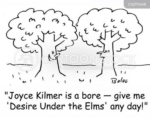 elm cartoon