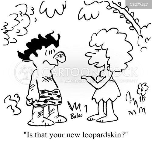 loin cloth cartoon