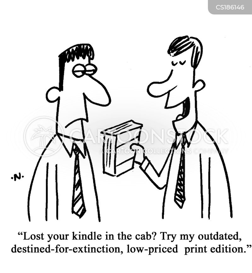 topical cartoon