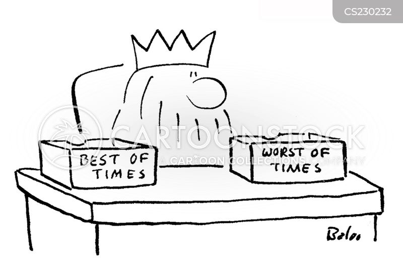 Best Of Times Worst Of Times cartoons, Best Of Times Worst Of Times cartoon, funny, Best Of Times Worst Of Times picture, Best Of Times Worst Of Times pictures, Best Of Times Worst Of Times image, Best Of Times Worst Of Times images, Best Of Times Worst Of Times illustration, Best Of Times Worst Of Times illustrations