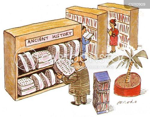 tablets of stone cartoon