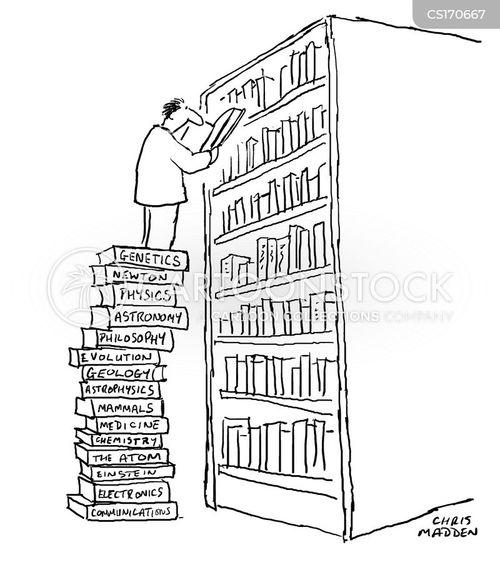 ladders cartoon