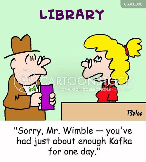 kafka cartoon