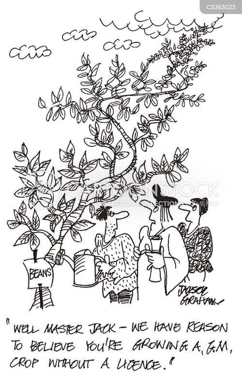 gm crop cartoon